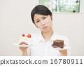 瘦身 蛋糕 夫人 16780911