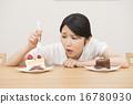 瘦身 蛋糕 夫人 16780930