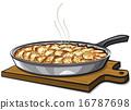potato gratin 16787698