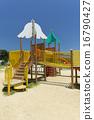公園 玩具 自然 16790427