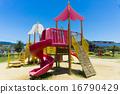 滑道 玩具 公園 16790429