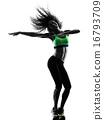 舞蹈 跳舞 練習 16793709
