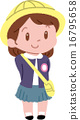 kindergartener, preschool, child 16795658