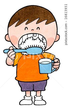 Child's School Life 7 Toothpaste 16813931