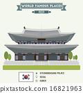 landmark seoul building 16821963
