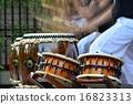 太鼓 器械 表现 16823313