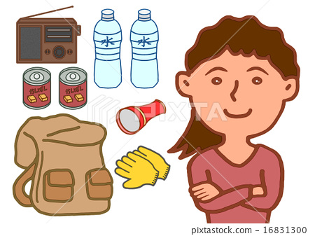 Housewife, housewife, emergency provisions 16831300