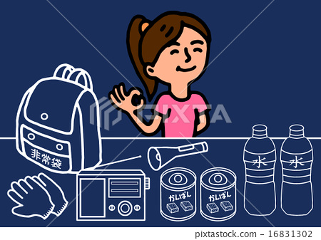 Housewife, housewife, emergency provisions 16831302