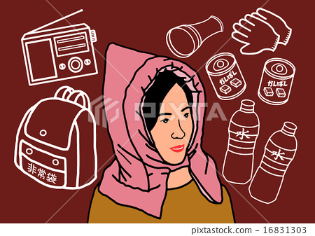 Housewife, housewife, emergency provisions 16831303