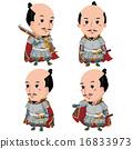 軍事指揮官 盔甲 織田信長 16833973