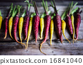 Colorful carrots 16841040
