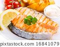 烤 沙拉 色拉 16841079