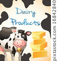 Dairy product 16842840