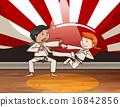 Karate 16842856