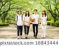 大學生 人類 人物 16843444