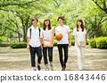 大學生 人類 人物 16843446
