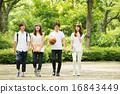 大學生 人類 人物 16843449