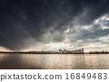 Storm dark clouds 16849483