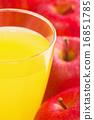果汁 蘋果汁 喝 16851785