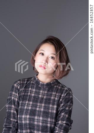 鮑伯頭 妹妹頭 香菇頭 16852857