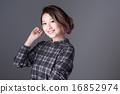 a fine-looking woman 16852974