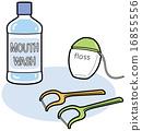 dental, floss, prophylaxis 16855556