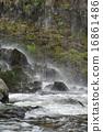 加州 加利福尼亞 瀑布 16861486