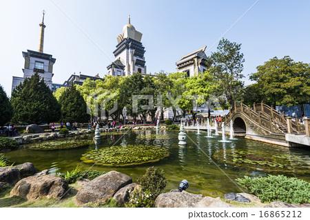 亞洲台灣的中台禪寺 16865212