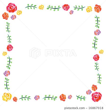玫瑰框架廣場 16867018