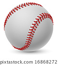 Baseball 16868272