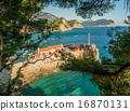 城鎮 海岸 地中海 16870131