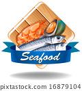 Seafood 16879104