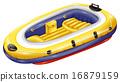Rubber boat 16879159