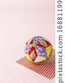 工業藝術品 手工藝品 手球 16881199