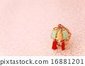和素材・手鞠ヨコ 16881201