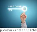갱, 폭력단, 깡패 16883769