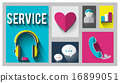 Customer Service Consultant Hospitality Care Concept 16899051