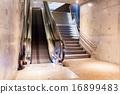 escalator 16899483