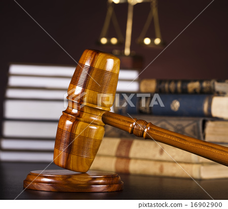 Gavel,Law theme, mallet of judge 16902900