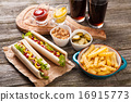Hot dogs 16915773