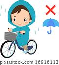插图 脚踏车 自行车 16916113