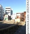 사라져가는 광경 전후의 암시장 흔적 시모키타자와 북쪽 출구 역전 식품 시장 16925642