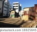 사라져가는 광경 전후의 암시장 흔적 시모키타자와 북쪽 출구 역전 식품 시장 16925645