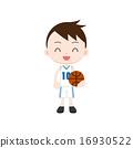 一個籃球男孩 16930522