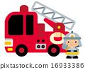 消防车 16933386