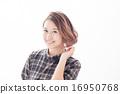 a fine-looking woman 16950768