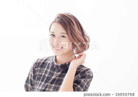 鮑伯頭 妹妹頭 香菇頭 16950768