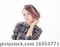 a fine-looking woman 16950771