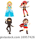 girl halloween costume 16957426