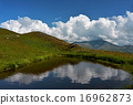 background, cloud, mountains 16962873